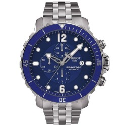 Tissot Men's Watch Seastar 1000 Automatic Chronograph T0664271104702