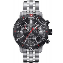 Tissot Men's Watch T-Sport PRS 200 T0674172105100 Chronograph