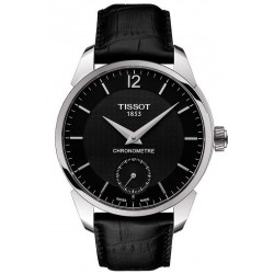 Tissot Men's Watch T-Complication Mechanical COSC T0704061605700