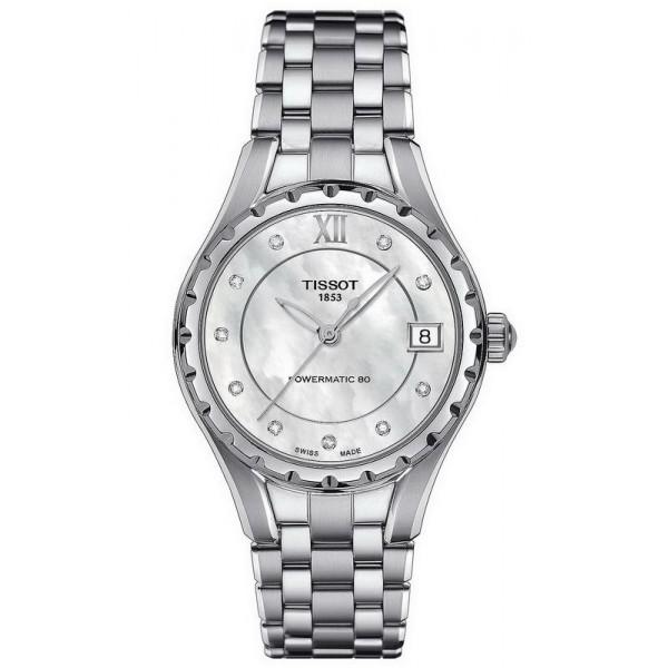 Buy Tissot Women's Watch T-Lady Powermatic 80 T0722071111600