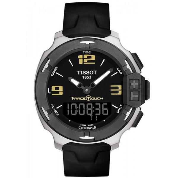 Buy Tissot Men's Watch T-Race Touch T0814201705700