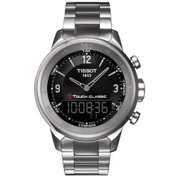 Tissot Men's Watch T-Touch Classic T0834201105700