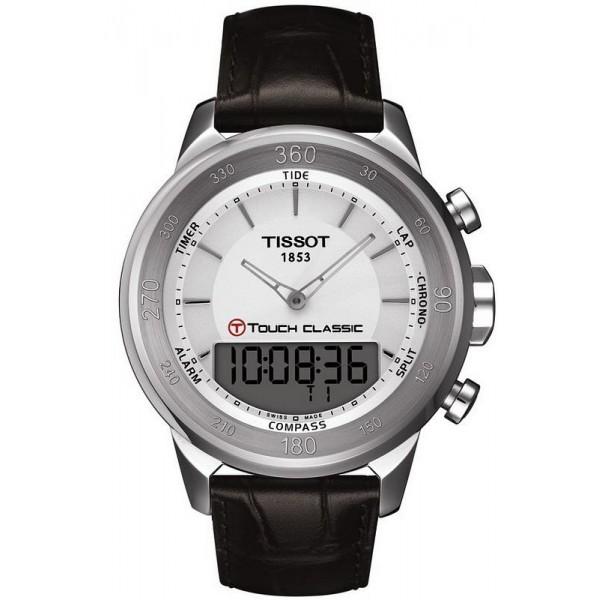 Buy Tissot Men's Watch T-Touch Classic T0834201601100