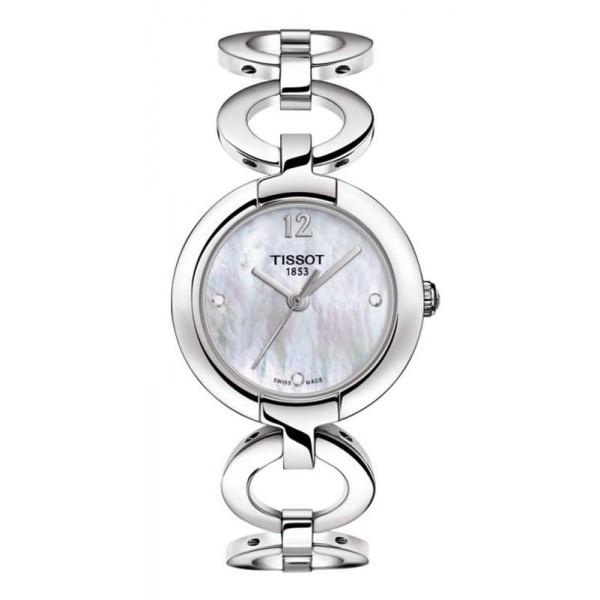 Buy Tissot Women's Watch T-Lady Pinky Quartz T0842101111601