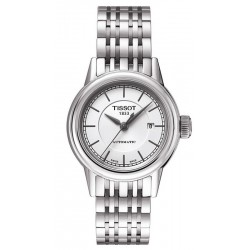Buy Tissot Women's Watch T-Classic Carson Automatic T0852071101100