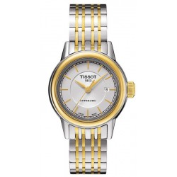 Buy Tissot Women's Watch T-Classic Carson Automatic T0852072201100