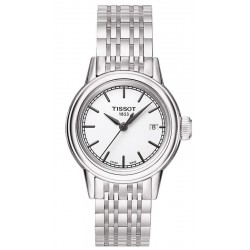 Tissot Women's Watch T-Classic Carson Quartz T0852101101100