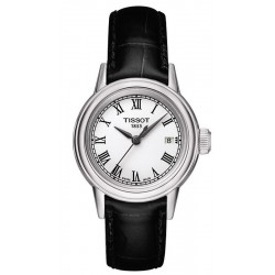 Tissot Women's Watch T-Classic Carson Quartz T0852101601300