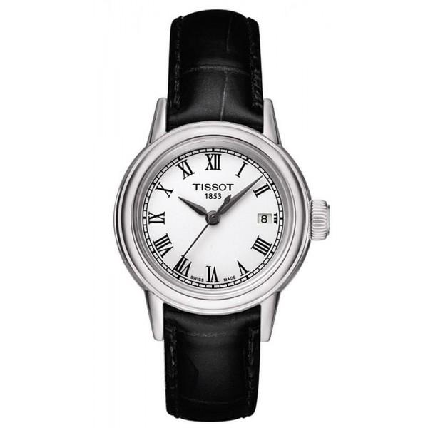 Buy Tissot Women's Watch T-Classic Carson Quartz T0852101601300