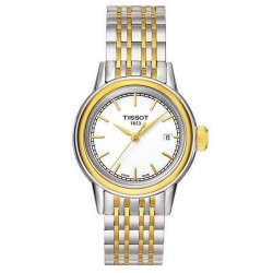 Tissot Women's Watch T-Classic Carson Quartz T0852102201100