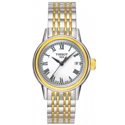 Tissot Women's Watch T-Classic Carson Quartz T0852102201300