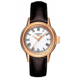 Tissot Women's Watch T-Classic Carson Quartz T0852103601300