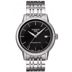 Tissot Men's Watch T-Classic Carson Powermatic 80 T0854071105100