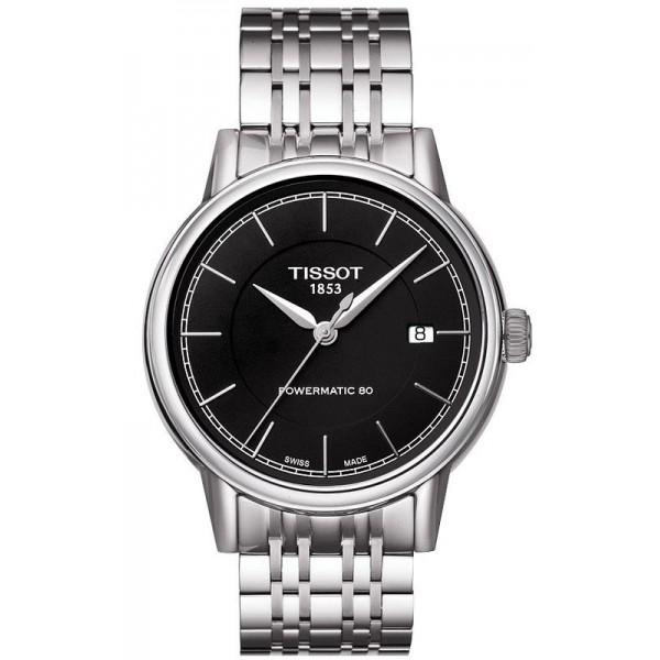 Buy Tissot Men's Watch T-Classic Carson Powermatic 80 T0854071105100