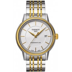 Tissot Men's Watch T-Classic Carson Powermatic 80 T0854072201100