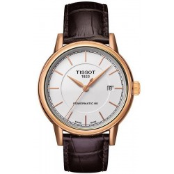 Tissot Men's Watch T-Classic Carson Powermatic 80 T0854073601100