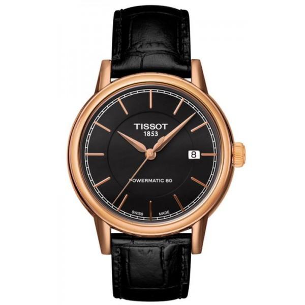 Buy Tissot Men's Watch T-Classic Carson Powermatic 80 T0854073606100