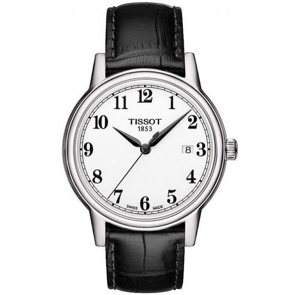 Buy Tissot Men's Watch T-Classic Carson Quartz T0854101601200