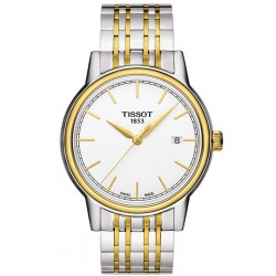 Tissot Men's Watch T-Classic Carson Quartz T0854102201100