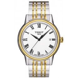 Tissot Men's Watch T-Classic Carson Quartz T0854102201300
