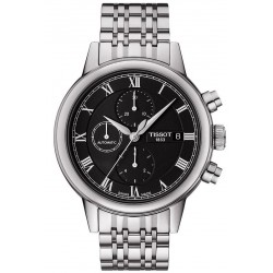 Tissot Men's Watch Carson Automatic Chronograph T0854271105300