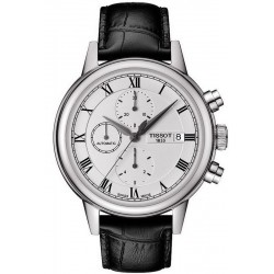 Buy Tissot Men's Watch Carson Automatic Chronograph T0854271601300