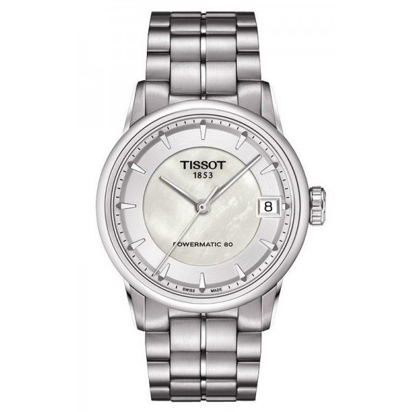 Buy Tissot Women's Watch Luxury Powermatic 80 T0862071111100