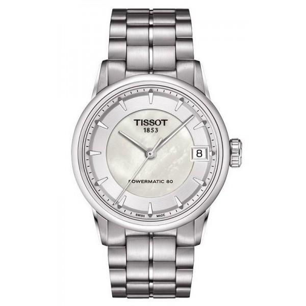 Buy Tissot Women's Watch Luxury Powermatic 80 T0862071111100