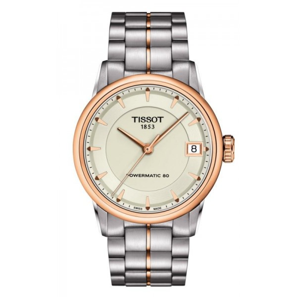 Buy Tissot Women's Watch T-Classic Luxury Powermatic 80 T0862072226101