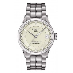 Tissot Women's Watch T-Classic Luxury Powermatic 80 COSC T0862081126100