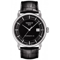 Tissot Men's Watch T-Classic Luxury Powermatic 80 T0864071605100