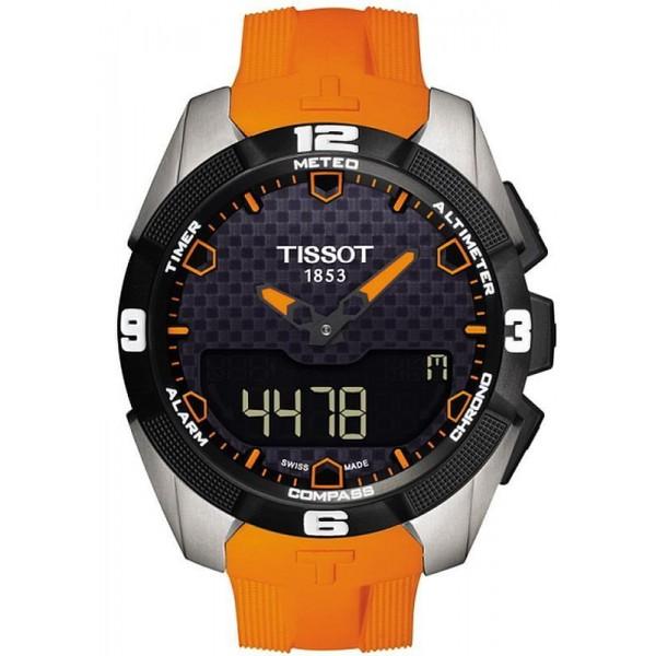 Buy Tissot Men's Watch T-Touch Expert Solar Titanium T0914204705101
