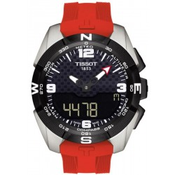 Tissot Men's Watch T-Touch Expert Solar Titanium T0914204705700