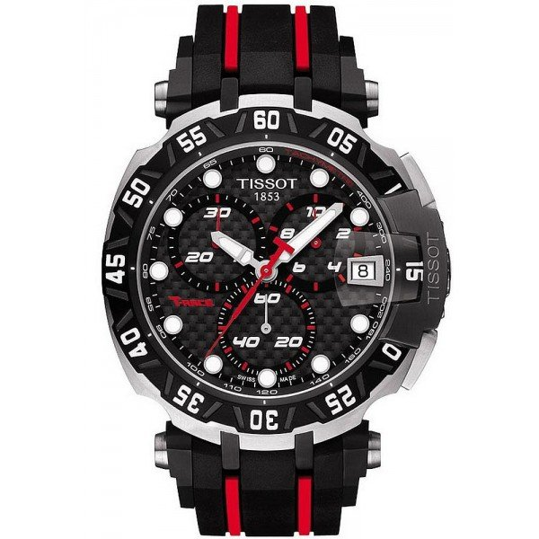Buy Tissot Men's Watch T-Race MotoGP T0924172720100 Chronograph