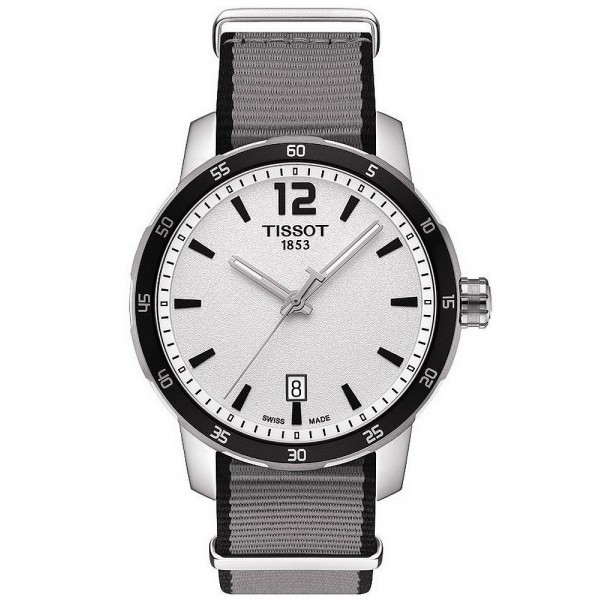 Buy Tissot Men's Watch T-Sport Quickster Nato Quartz T0954101703700