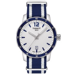 Tissot Men's Watch T-Sport Quickster Nato Quartz T0954101703701