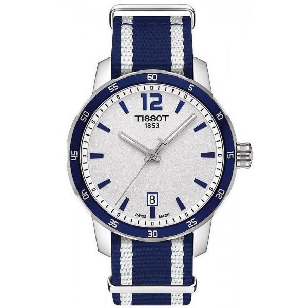 Buy Tissot Men's Watch Quickster Nato Quartz T0954101703701