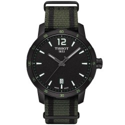 Tissot Men's Watch Quickster Nato Quartz T0954103705700