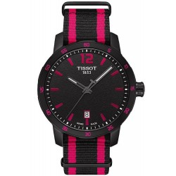 Tissot Men's Watch T-Sport Quickster Nato Quartz T0954103705701