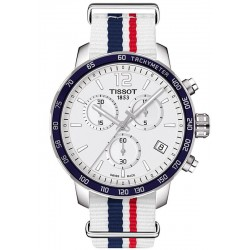 Tissot Men's Watch T-Sport Quickster Nato Chronograph T0954171703709