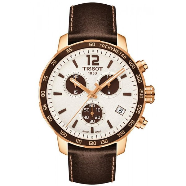 Buy Tissot Men's Watch T-Sport Quickster Chronograph T0954173603701