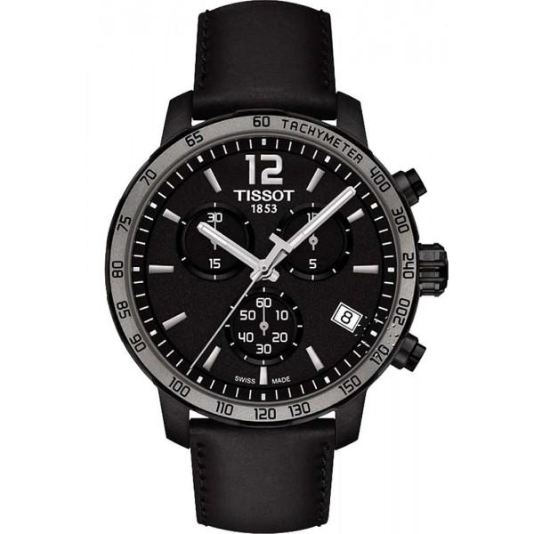 Buy Tissot Men's Watch T-Sport Quickster Chronograph T0954173605702