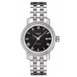 Tissot Women's Watch T-Classic Bridgeport Automatic T0970071105300