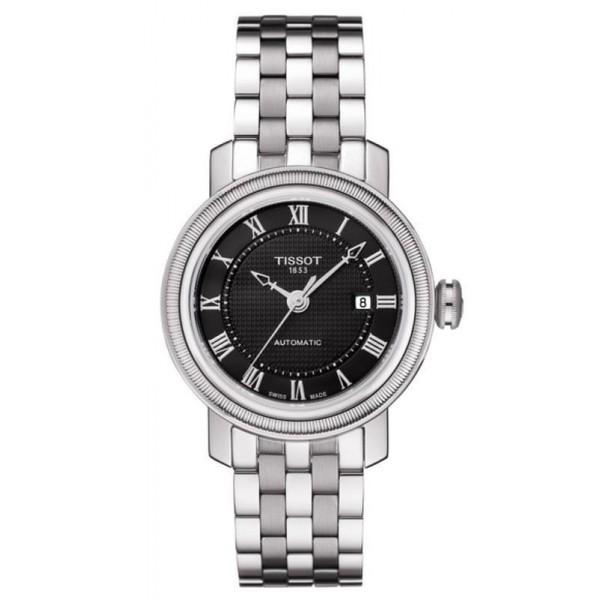 Buy Tissot Women's Watch T-Classic Bridgeport Automatic T0970071105300