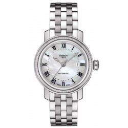 Tissot Women's Watch T-Classic Bridgeport Automatic T0970071111300