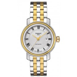 Tissot Women's Watch T-Classic Bridgeport Automatic T0970072203300