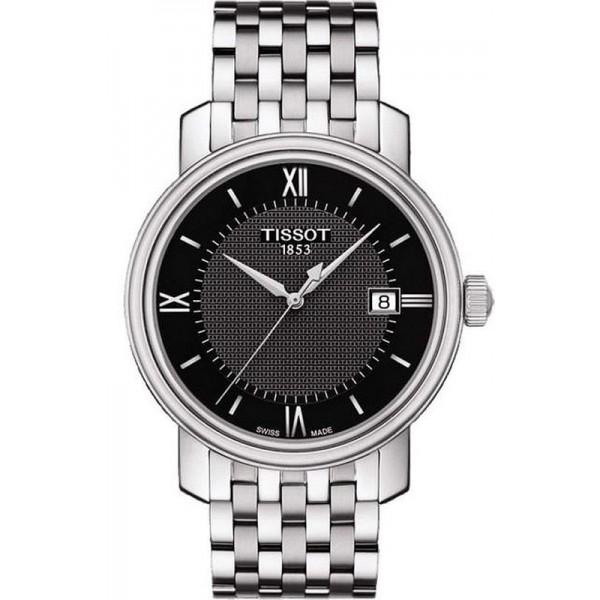 Buy Tissot Men's Watch T-Classic Bridgeport Quartz T0974101105800
