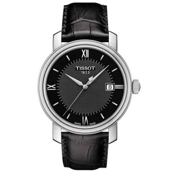 Buy Tissot Men's Watch T-Classic Bridgeport Quartz T0974101605800
