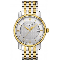 Tissot Men's Watch T-Classic Bridgeport Quartz T0974102203800