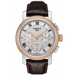 Buy Tissot Men's Watch Bridgeport Automatic Chronograph Valjoux T0974272603300